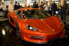 Top Marques Monaco 2010 - HTT Royalty Free Stock Photo
