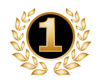 Top Medal Royalty Free Stock Photography