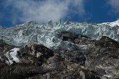 Top of the meri snowberg Stock Image