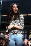 Top Model Rebecca Mir Stock Photos
