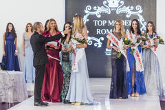 Top Model Romania photo stock