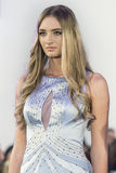 Top Model Romania Foto de archivo libre de regalías