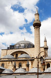 Top of the mosque Azizye in Konya, Turkey Royalty Free Stock Images