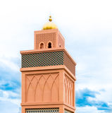 Top of mosque Stock Images