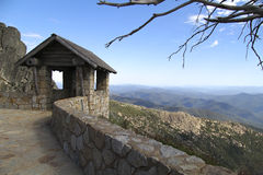 Top of Mount Buffalo Stock Images