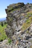 Top Mount Tiyahty of Altai Mountains Stock Photo