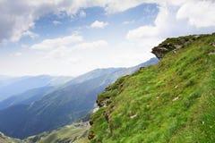 Top of the mountain Stock Photos