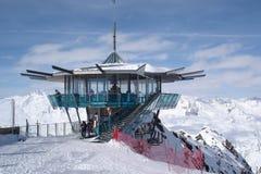 Top Mountain Star Royalty Free Stock Photo