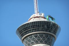 Top of Observation Tower Stock Photos
