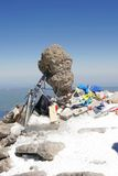 Top Of Elbrus Stock Images