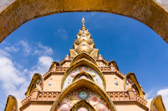 The top of pagoda Stock Photography