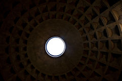Top of the Pantheon Stock Photos