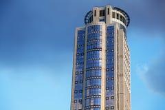 Skyscraper Top Stock Images