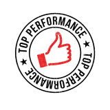 Top Performance rubber stamp Stock Images