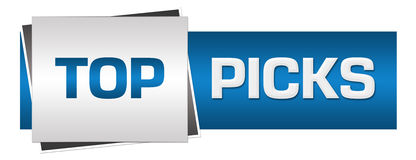Free Top Picks Blue Grey Horizontal Royalty Free Stock Photography - 80340887