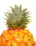 Top of pineapple Stock Photos