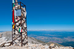 Top of Pirin Mountain Royalty Free Stock Images