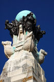 Top of the Portsmouth Naval Memorial, Southsea Royalty Free Stock Image