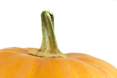 Top of pumpkin Stock Images