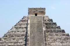 Top of pyramid Royalty Free Stock Image