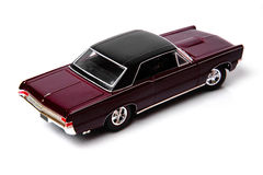1965 top rear hoek van Pontiac GTO Royalty-vrije Stock Afbeelding