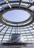 Top of Reichstag Stock Image