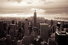 Top of the rock Royalty Free Stock Images