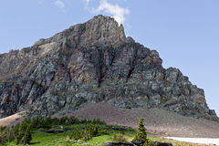 Rugged Rocky Peak Royalty Free Stock Images