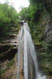 Top of Salino Waterfall Stock Photos