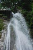 Top of Salino Waterfall Royalty Free Stock Photos