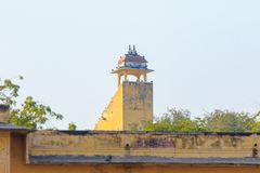 Samrat Yantra at Jaipur Stock Images
