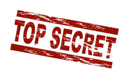 Top secret Royalty Free Stock Images