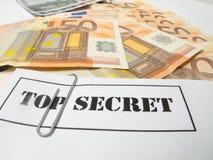 Top secret Royalty Free Stock Image