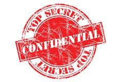 Top_secret Royalty Free Stock Photos