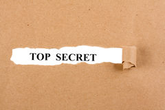 Free Top Secret Royalty Free Stock Photography - 38933877