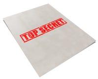 Top secret illustration de vecteur