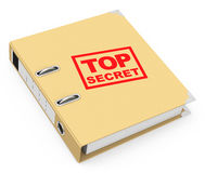 Top secret Stock Photography