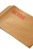 Top secret envelope B Stock Images