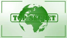Top secret Stock Photography