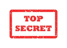 Top Secret stamp Stock Images