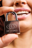 Top security Royalty Free Stock Images
