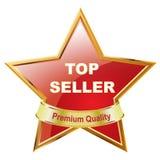 Top Seller vector illustration