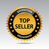 Top Seller Badge Stock Photos