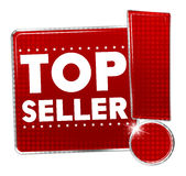 Top Seller. Creative Graphic Illustration Design Royalty Free Stock Images