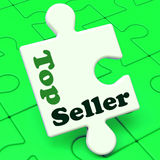 Top Seller Puzzle Shows Best Premium Services Royalty Free Stock Photos
