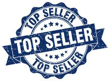 top seller seal Stock Photo