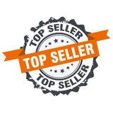 Top seller stamp Royalty Free Stock Photos