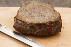 Top side of beef Royalty Free Stock Image