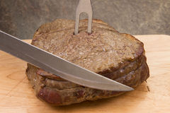 Top side of beef Royalty Free Stock Photo