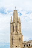 Top of the St. Mary's Cathedral tower Royalty Free Stock Images
